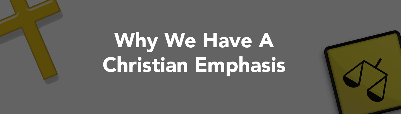 Christian Emphasis